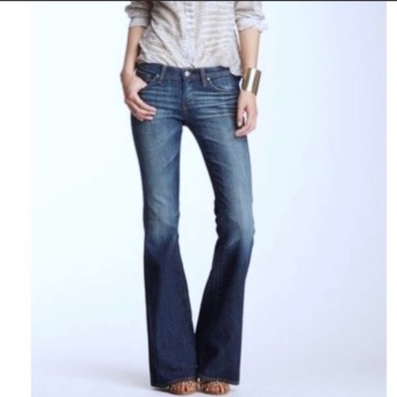 AG Adriano Goldschmied Belle Flare Jeans 28R